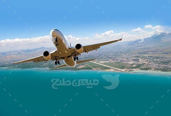 عکس هواپیما