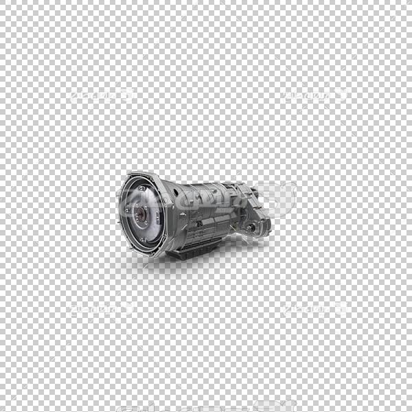 تصویر سه بعدی دوربری  قطعه ماشین