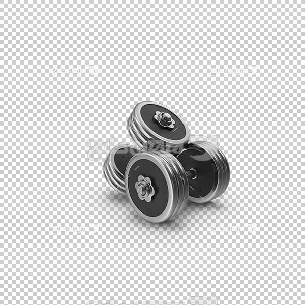 تصویر سه بعدی دوربری دمبل