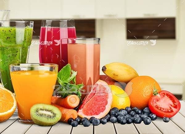 عکس آب میوه