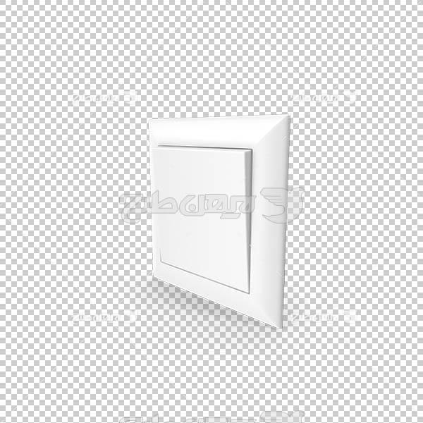 تصویر سه بعدی دوربری کلید برق