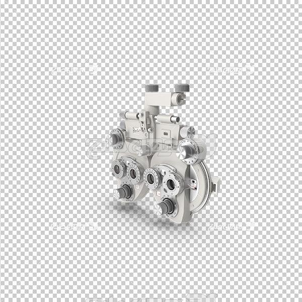 تصویر دوربری دستگاه تشخیص بیماری چشم