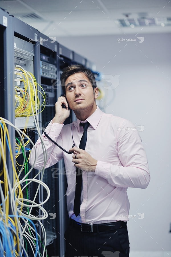 عکس شبکه ارتباطی
