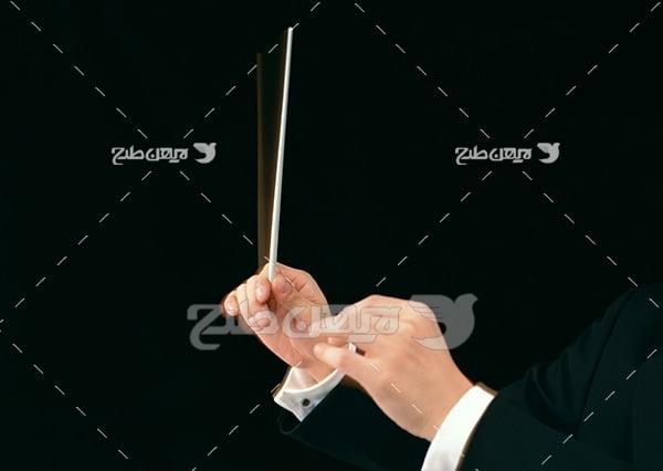 استاد راهنمای اجرای موسیقی