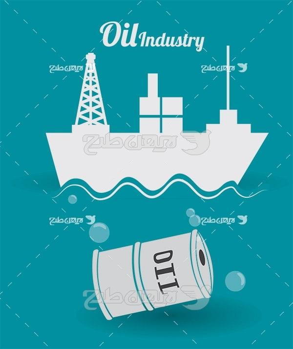 وکتور صنعت نفت و گاز
