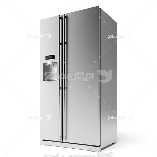 عکس با کیفیت از یخچال