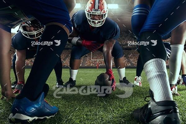 تصویر فوتبال آمریکایی