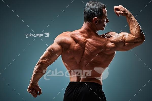 عکس ورزش بدنسازی
