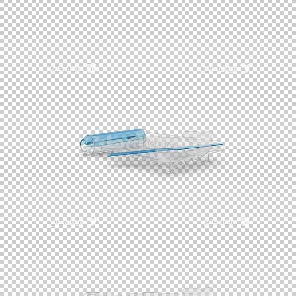 تصویر سه بعدی دوربری نگهدارنده کاغذ شیشه ای