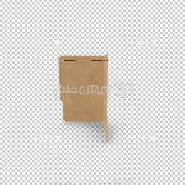 تصویر سه بعدی دوربری پاکت و فولدر