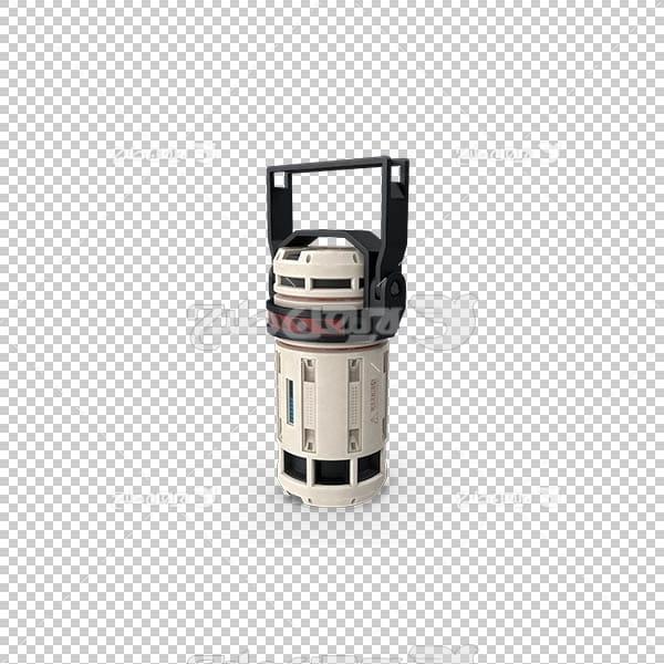 تصویر سه بعدی دوربری دستگاه اتم