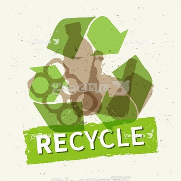 لوگوی بازیافت