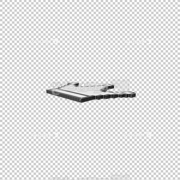 تصویر سه بعدی دوربری تاج