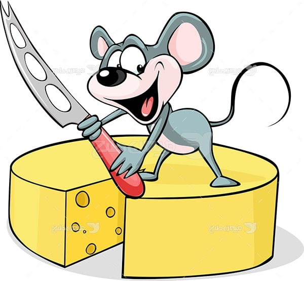 وکتور موش