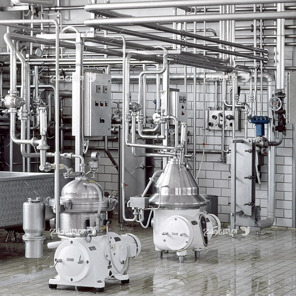 تصویر صنعتی از کارخانه