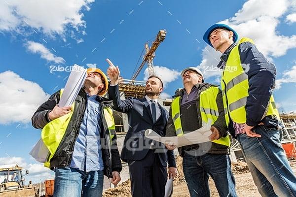 کارگران و مهندسین صنعت