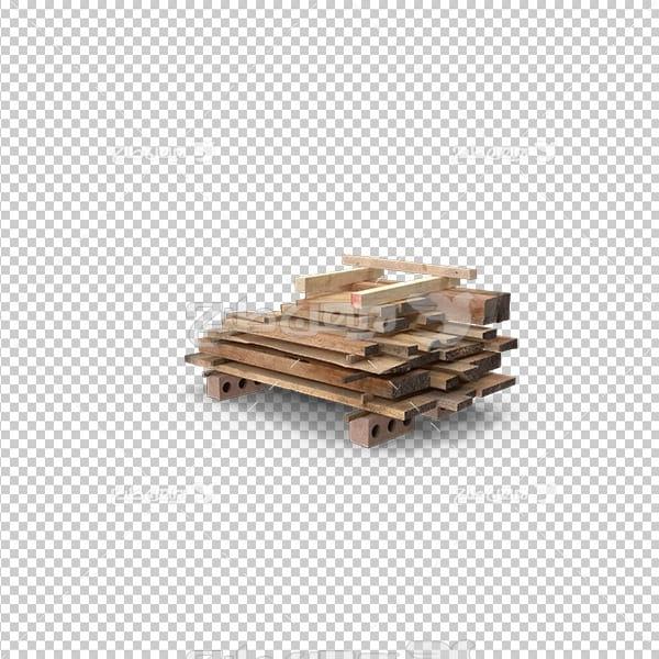 تصویردوربری سه بعدی تخته نجاری