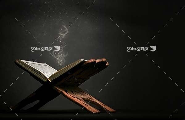 عکس قرآن مجید