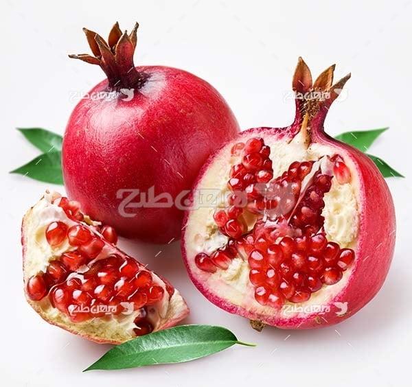 عکس میوه انار