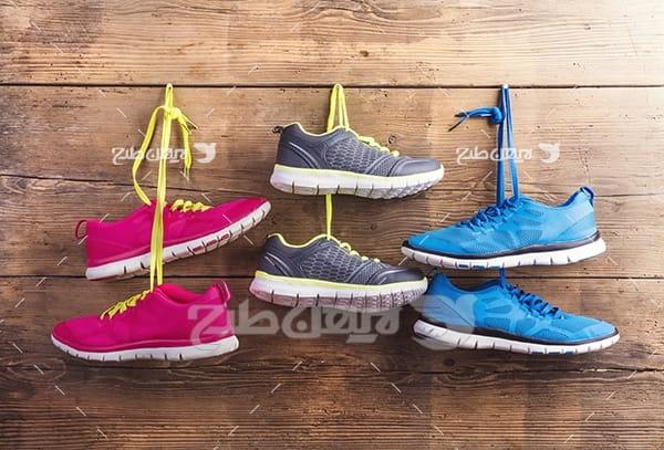 عکس کفش ورزشی