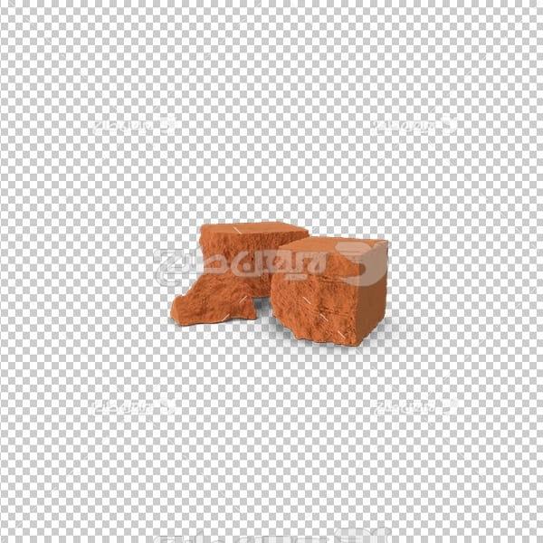 تصویردوربری سه بعدی مصالح ساختمانی