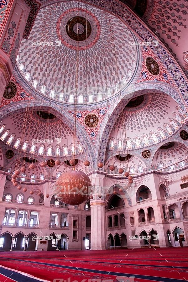 عکس داخل مسجد الحرام