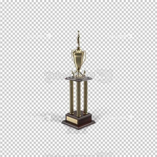 تصویر دوربری سه بعدی کاپ بسکتبال