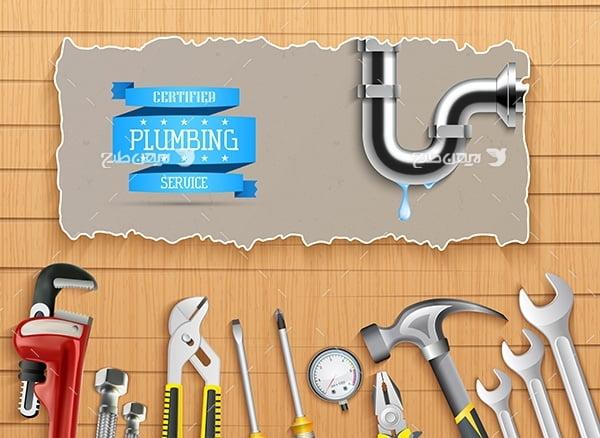 وکتور ابزارآلات ساختمانی و صنعتی