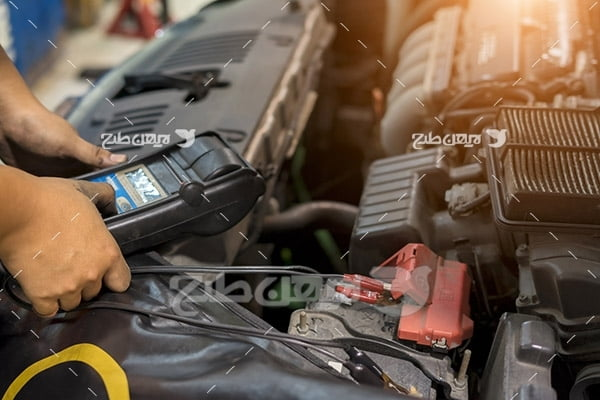 عکس تنظیم موتور