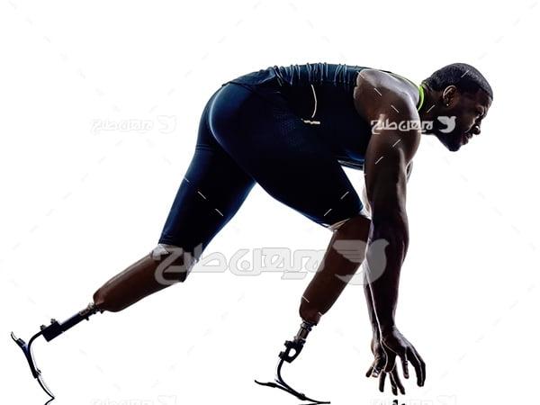 عکس ورزش معلولین