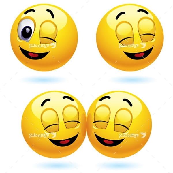 وکتور اموجی emoji