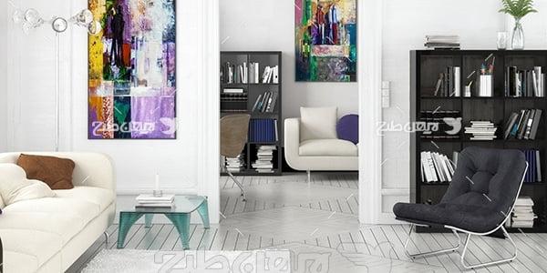 عکس دکوراسیون داخلی خانه