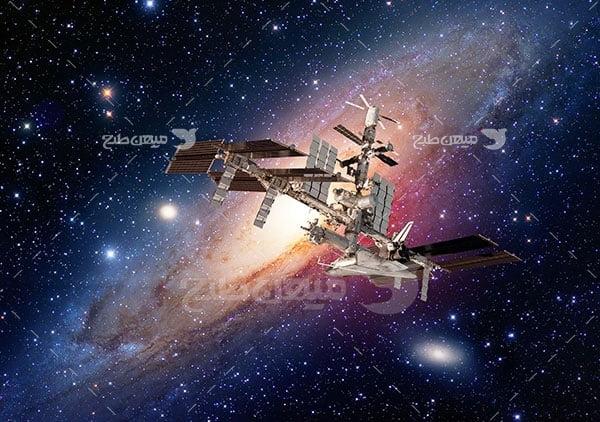 عکس فضاپیما