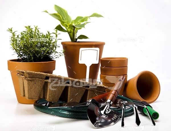 عکس کشاورزی و گیاهان و لوازم کشاورزی