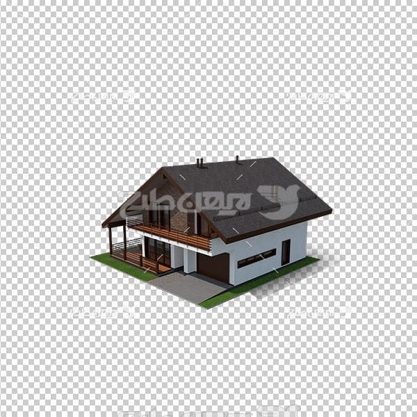 تصویردوربری سه بعدی ساختمان