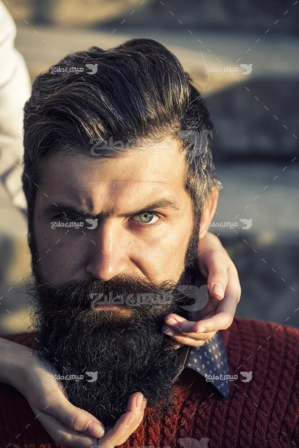 عکس چهره انسان