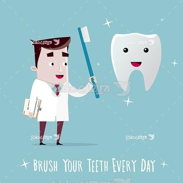 وکتور دندان و دندانپزشک