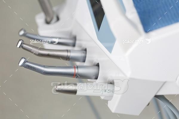 عکس تجهیزات دندانپزشکی