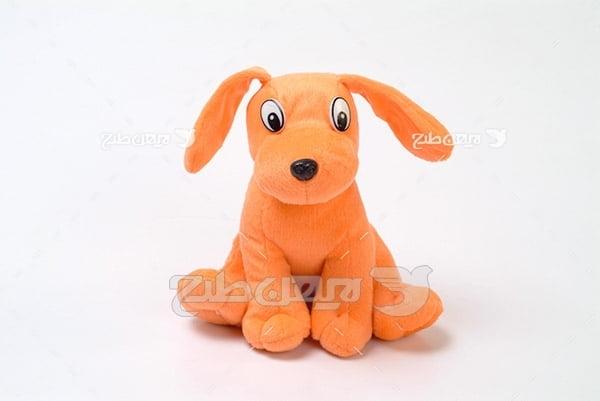 عکس عروسک سگ