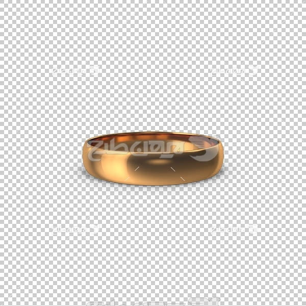 تصویر سه بعدی دوربری حلقه ازدواج