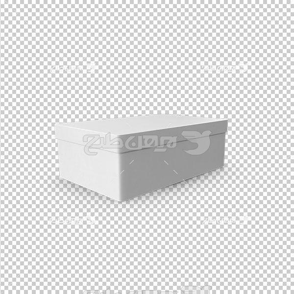 تصویر دوربری جعبه کفش