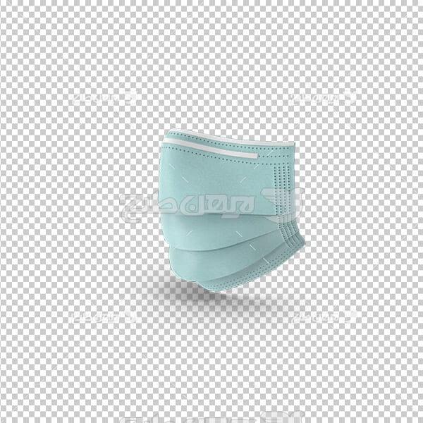 تصویر دوربری سه بعدی ماسک