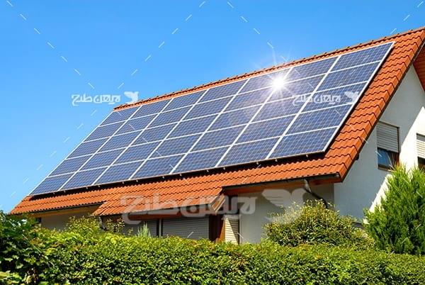صنعت و حمل و نقل صفحه خورشیدی