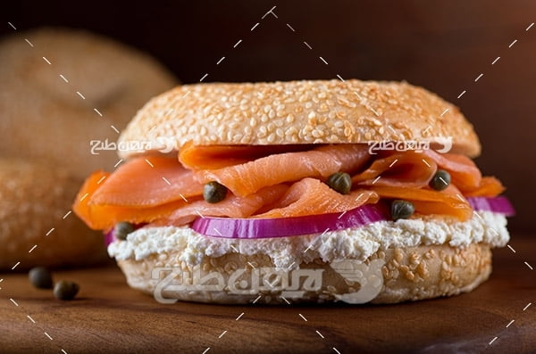 ساندویچ ماهی,گوشت ماهی