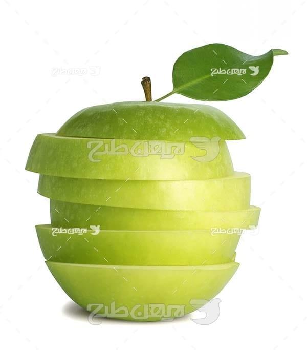 عکس سیب