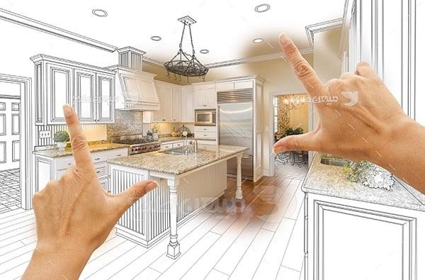 عکس دکوراسیون خانه