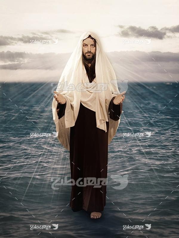 عکس مسیح