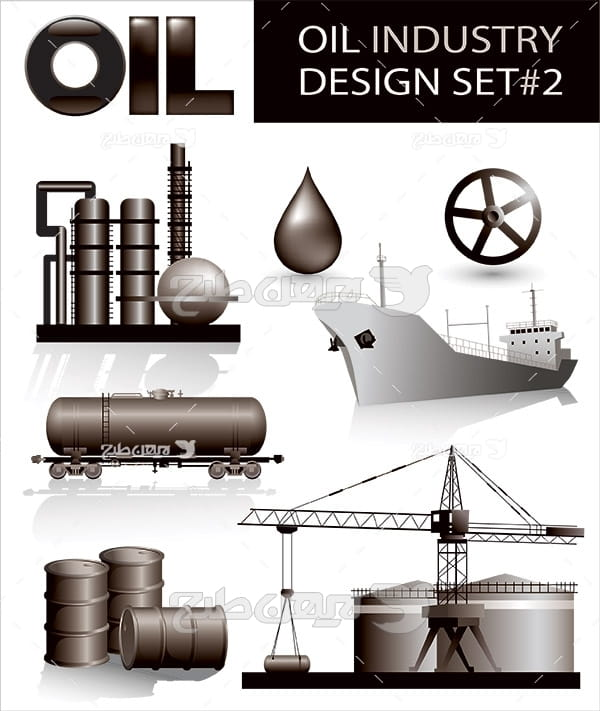 وکتور استخراج و انتقال نفت