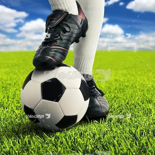 تصویر فوتبال