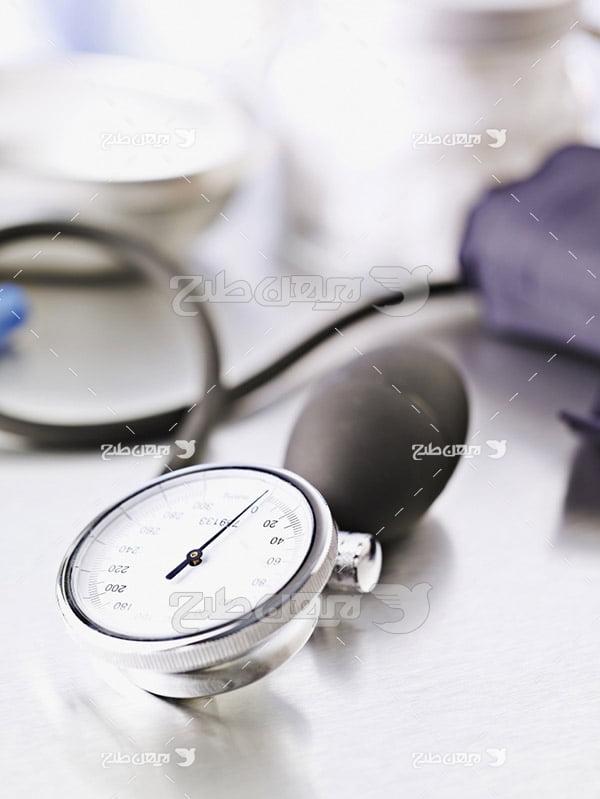 عکس گرفتن فشار خون